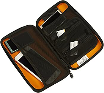 Amazonbasics Universal Travel Case For Small Electronics & Accessories, Black 3