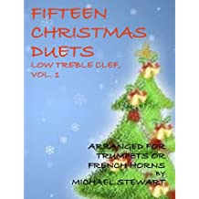 Fifteen Christmas Duets, Low Treble Clef, Vol. 1