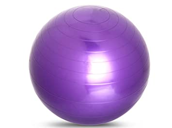 YIZHANGPVC Engrosado Bola de Yoga a Prueba de explosiones 65 ...
