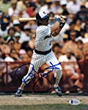 ROBIN YOUNT SIGNED AUTOGRAPHED 8x10 PHOTO MILWAUKEE BREWERS LEGEND BECKETT BAS