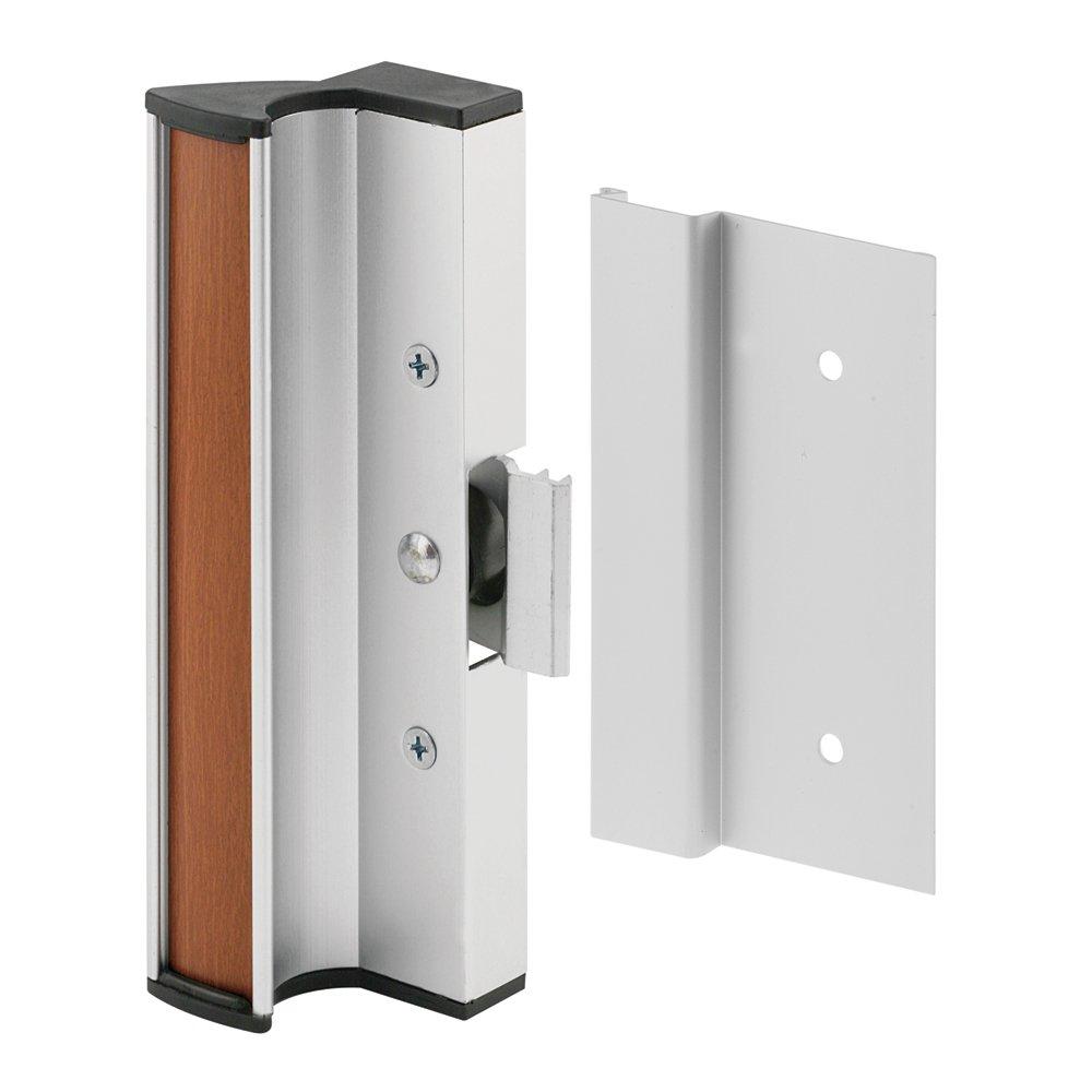 Prime-Line Products C 1055 Sliding Door Handle Set, Aluminum, International