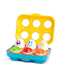 Bright Starts Giggling Gourmet Put 'n Shake Eggs BOBEBE Online Baby Store From New York to Miami and Los Angeles