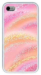 For SamSung Note 3 Case Cover DIY cases patterns abstract pink color 115 Hard shell White for For SamSung Note 3 Case Cover