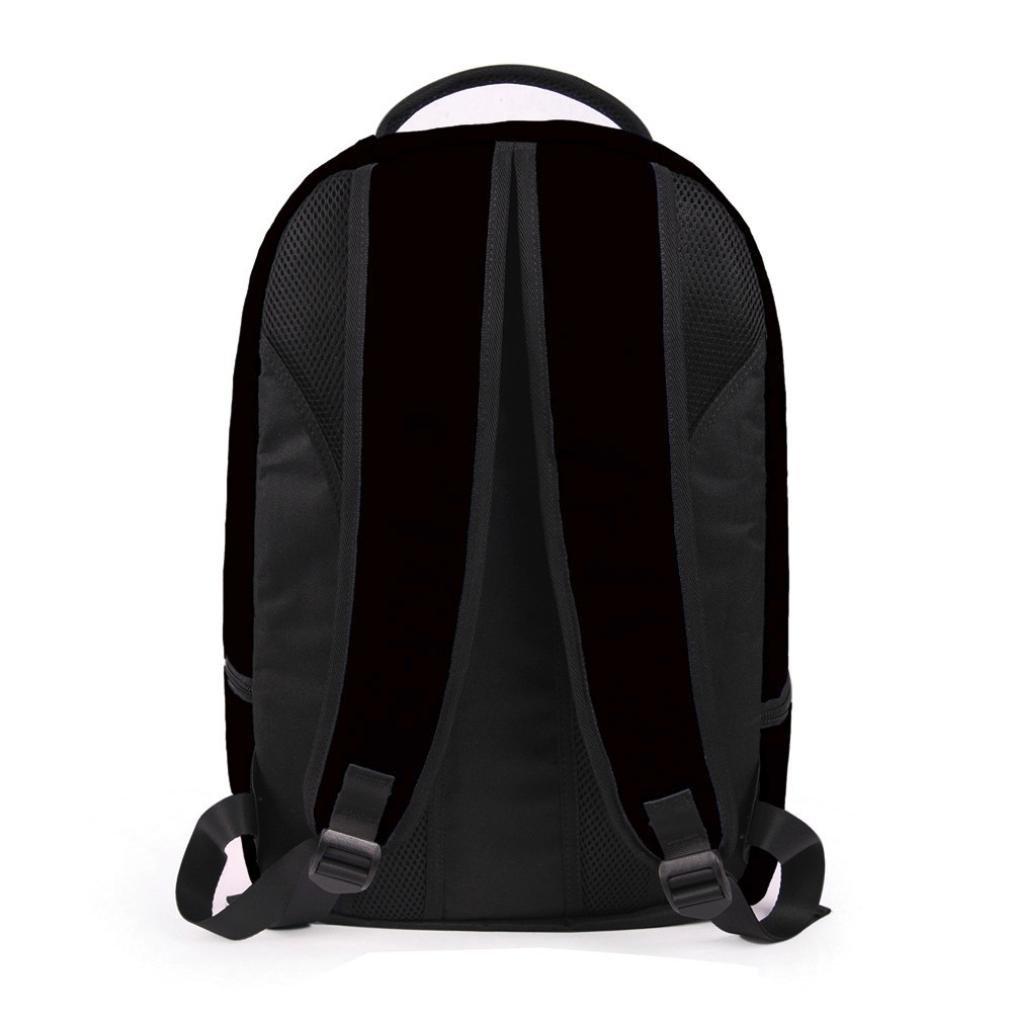 3df72f3ed721 Lisin Women Men 3D Travel Satchel Backpack Rucksack Shoulder Bookbag School  Bag