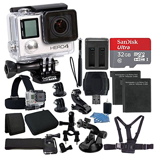 gopro-hero4-silver-edition-camera-hd-camcorder-with-deluxe-carrying-case-head-strap-chest-strap-2-ba