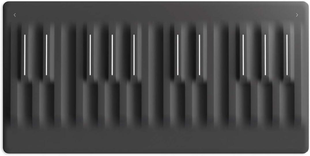 roli seaboard wireless midi keyboard