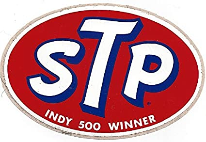 Amazon Stp Indy 500 Winner Racing Decal Sticker 4 78 Inches