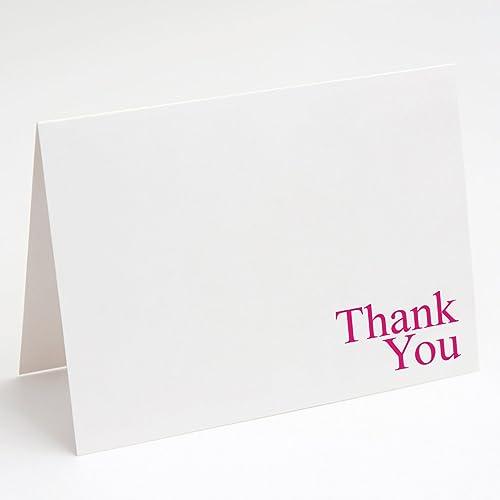 amazon com thank you cards formal thank you bridal thank you
