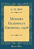 Amazon / Forgotten Books: Modern Gladiolus Growing, 1928 Classic Reprint (G D Black)