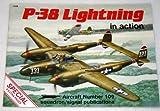 P-38 Lightning in Action, Larry Davis, 0897472551