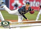 2017 Topps #177A Sonny Gray Oakland Athletics