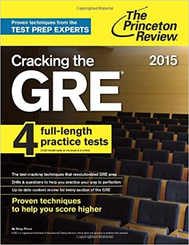 Thoughts on the GRE?