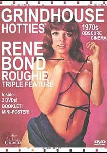 Grindhouse Hotties: Rene Bond Roughie Triple Feature