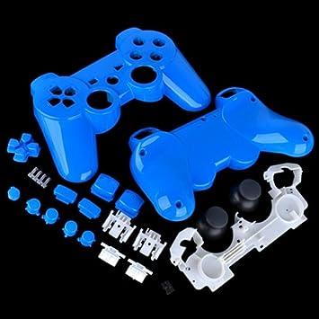 PS3 Carcasa para DualShock 3 controlador - brillante color ...