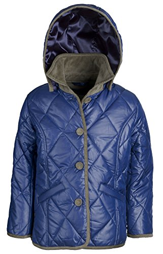 Quilted Rain Jacket - 9