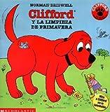 Clifford y la Limpieza de Primavera, Norman Bridwell, 0590041584
