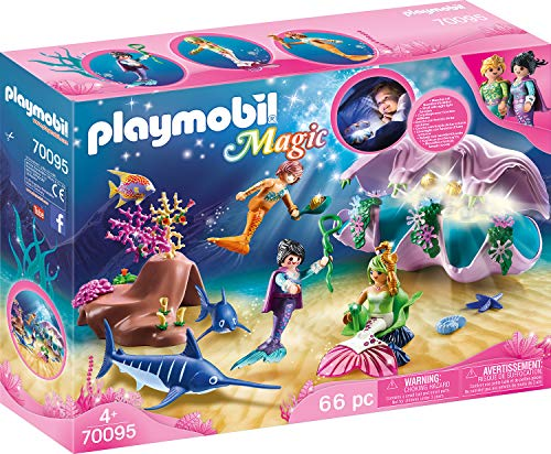 PLAYMOBIL® 70095 Magic Night Light Pearl Shell Multi-Coloured ()