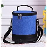 Goodscene Small Lunch Bag Cutlery Bag Lunch Bag Insulation Bag Ice Pack Insulation Bag