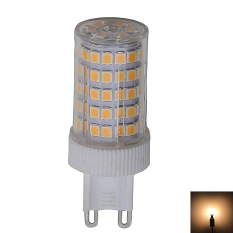 G9 LED Bombilla 10W de Blanco cálido 3000K Luz de Maíz Con 800ml Lumenes 360 Grados