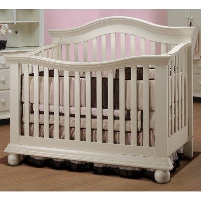 Sorelle Vista Couture Crib, Espresso, Baby & Kids Zone