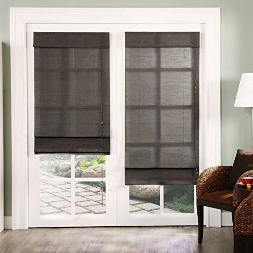 (Chicology Standard Cord Lift Roman Shades Window Blind)