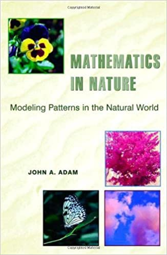 Book Mathematics in Nature: Modeling Patterns in the Natural World by John A. Adam (2006-09-10)