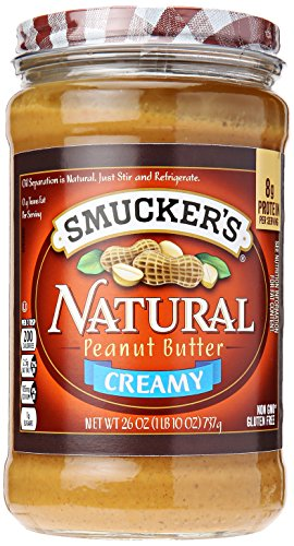 natural peanut butter smuckers - 4