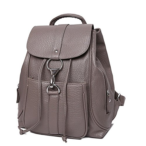 Kaisasi 2016 Summer New Women Washed Leather Handbags Handbag Trend(gary)