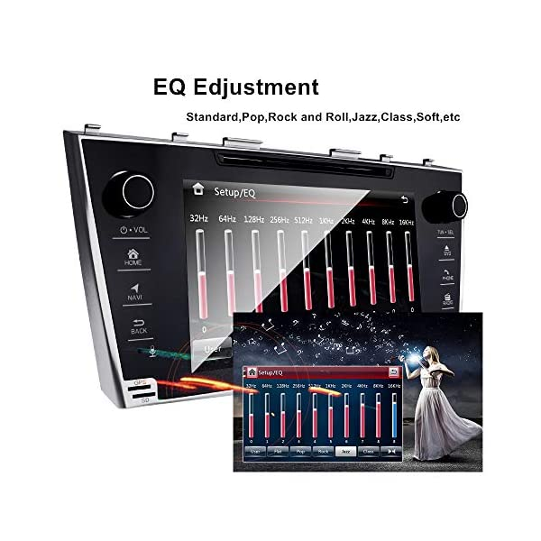 GPS-Navigation-Car-Radio-Stereo-for-Toyota-Camry-2007-2008-2009-2010-2011-in-Dash-Sat-Nav-Indash-Touch-Screen-with-Backup-Camera-Double-Din-8-Inch-Multimedia-Player-DVD-CD-CAM-IN-Free-Removal-Tool-Kit