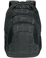 "Targus 16"" Sport Matrix Backpack TSB768AP-50 for laptop, computer, tablet or iPad® water-resistant Black"