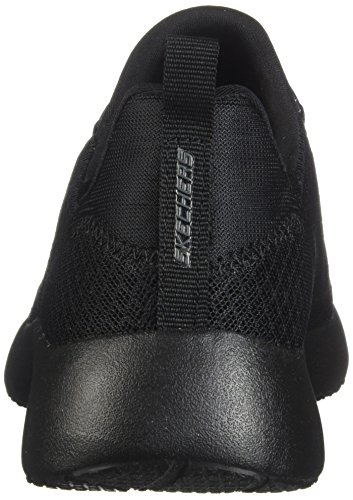 Skechers Baskets Dynamight Mode Noir Femme Bleu qq8OgHwn