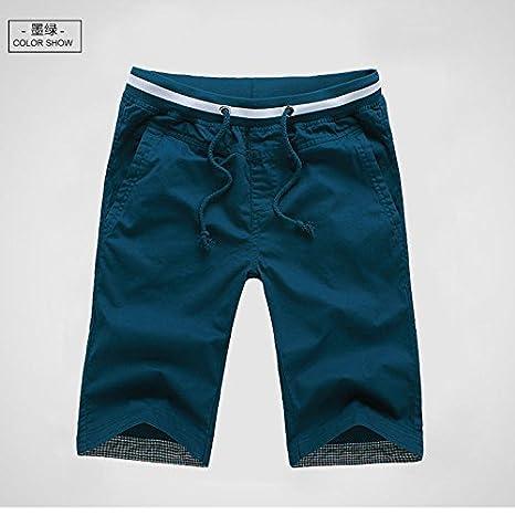 WDDGPZ Pantalones Cortos De Playa/Los Hombres Cortos De Moda De ...
