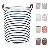 Best Flute Brands - HuoGuo Brand Large Laundry Basket Drawstring Waterproof Round Review