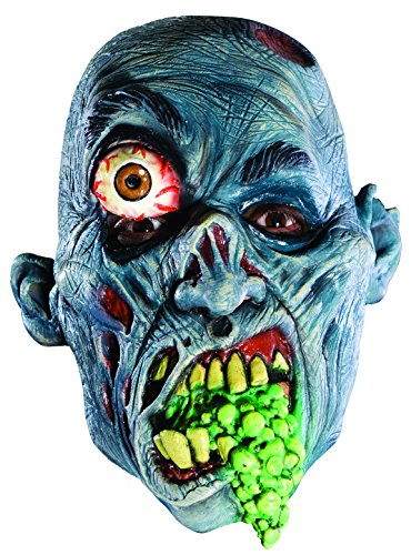 Rubies Child's Upchuck 3/4 Vinyl Mask (Zombie Kid Costume)