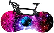 maxer Stretchy Bike Wheel Cover, Anti-dust High Elastic Outdoor Indoor Washable Bicycle Protection Storage Bag