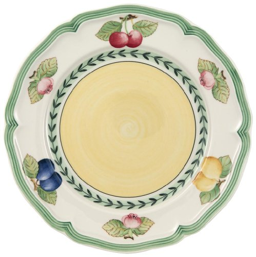 Villeroy & Boch French Garden Fleurence Salad (French Dinnerware Salad Plate)