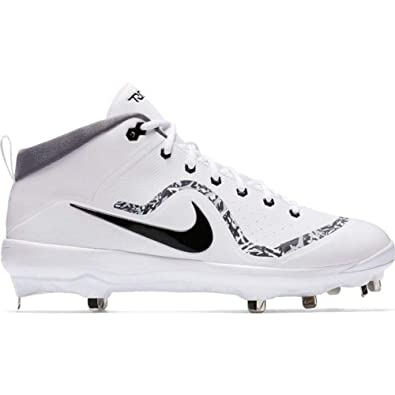 3c22332e1 Nike Men s Force Zoom Trout 4 Baseball Cleat (10 D US