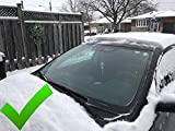 Supernova Universal Car Windshield Cover for Snow