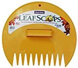Rugg PPLS1012 Original Leaf Scoops Pair Yellow
