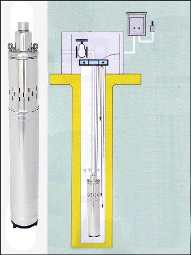 Schema Elettrico Pompa Sommersa Pozzo : Pompa sommersa per pozzi profondi pompa sommersa per pozzo