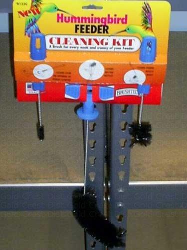 2 PACK Hummingbird Brush Kit by Brushtech