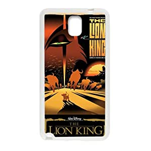 The Lion King White Samsung Galaxy Note3 case