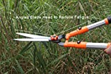 THANOS Hedge Shears,SK-5 Wavy High Carbon Steel