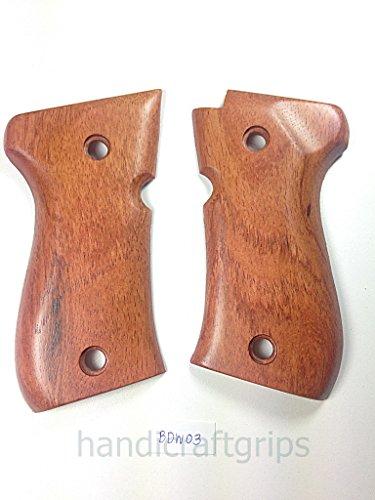 New Browning BDA 380 .380 ACP Hardwood Wood Grips Smooth Handmade handcraft Beautiful sport for men man Birthday Gift #Bdw03