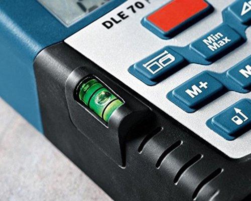 Bosch entfernungsmesser dle 70 professional 0601016600: amazon.de
