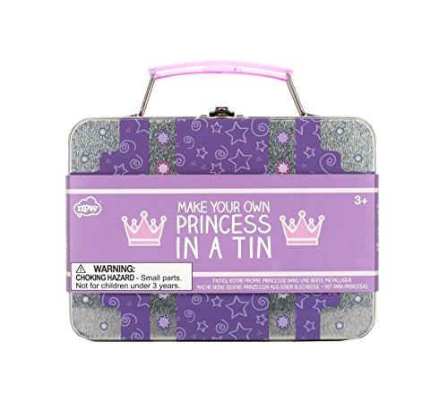 NPW-USA Make Your Own Princess in a Tin Prop Kit -