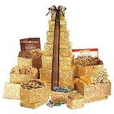 Broadway Basketeers Festive Gift Tower