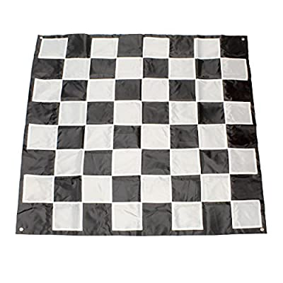 Get Out!! Chess Checkers Giant Yard Games Outdoor Games for Family Lawn Games Jumbo Games Giant Outdoor Games for Family