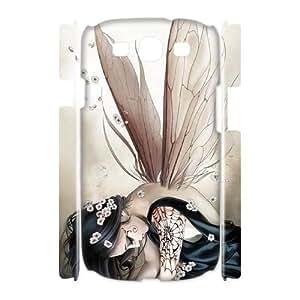 Fairy Phone Case For Samsung Galaxy S3 I9300 [Pattern-2] Kimberly Kurzendoerfer