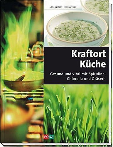 Buch: Kraftort Küche
